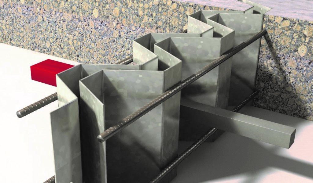 Understanding load transfer between concrete slabs